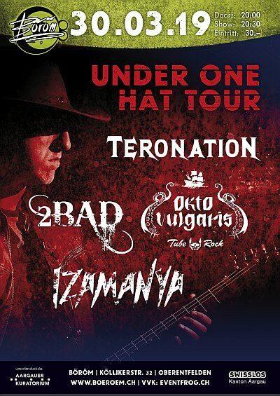 Under One Hat Tour 2019-03-30