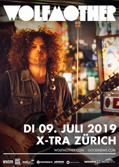 Wolfmother 2019-07-09