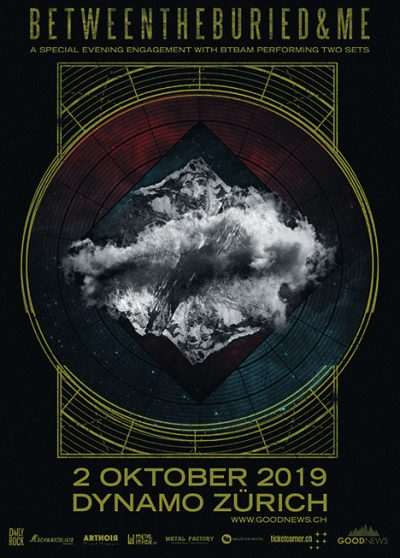 Between The Buried And Me 2019-10-02