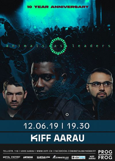 Animals As Leaders 2019-06-12
