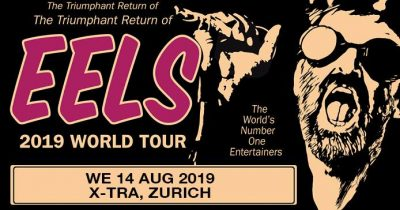 Eels 2019-08-14
