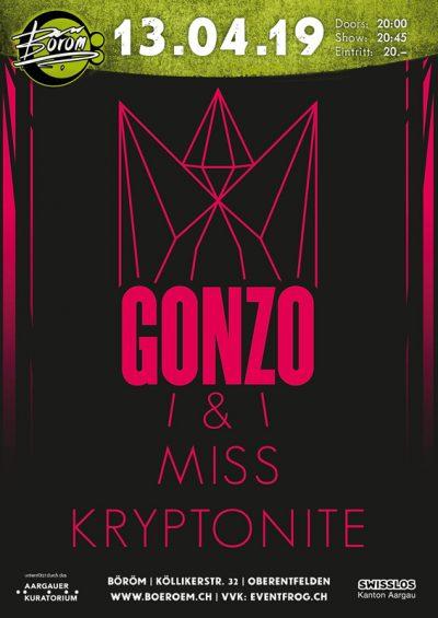 Miss Kryptonite 2019-04-13