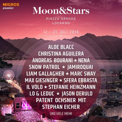 Moon&Stars @ Piazza Grande