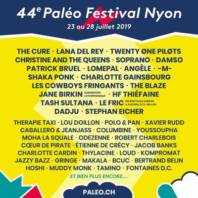 Paléo Festival @ Festivalgelände