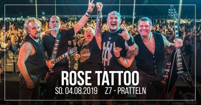 Rose Tattoo 2019-08-04