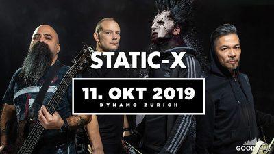 Static-X 2019-10-11