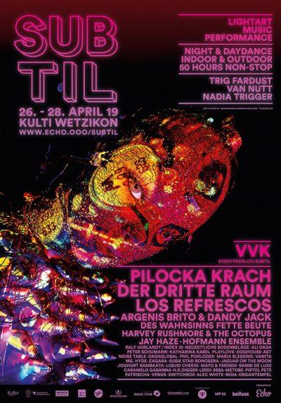Subtil Festival @ Kulturfabrik