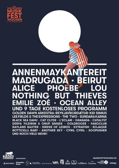 Winterthurer Musikfestwochen 2019