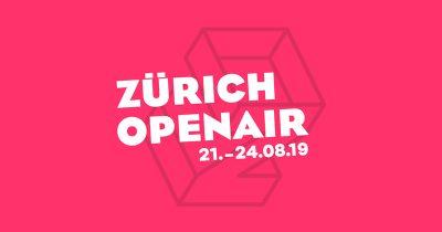 Zürich Openair @ Festivalgelände