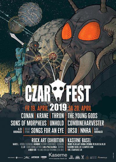 Czar Fest 2019