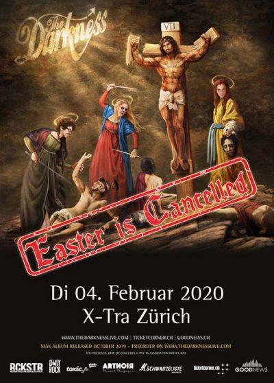 The Darknes 2020-02-04