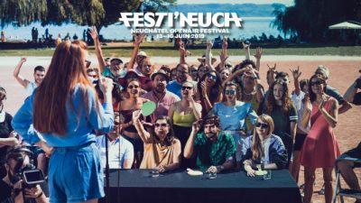 Festi'neuch @ Les Jeunes-Rives