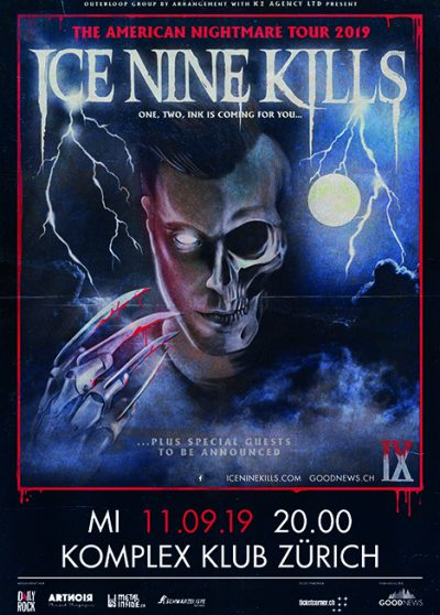 Ice Nine Kills 2019-09-11