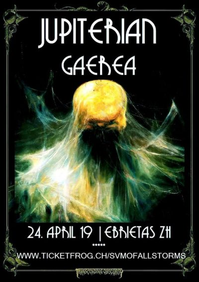 Jupiterian @ Ebrietas
