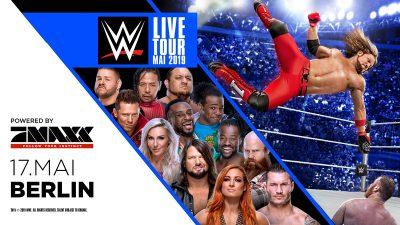 WWE Live 2019-05-17