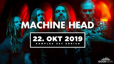 Machine Head @ Komplex 457