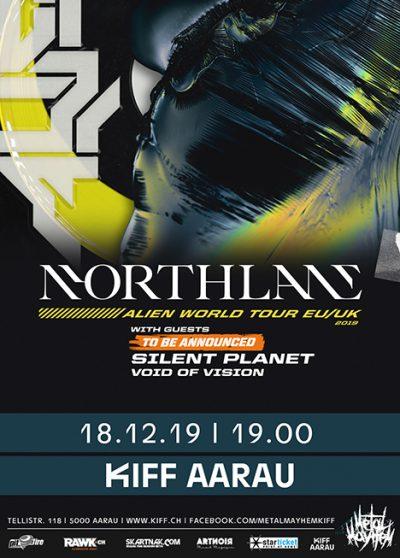 Northlane 2019-12-18
