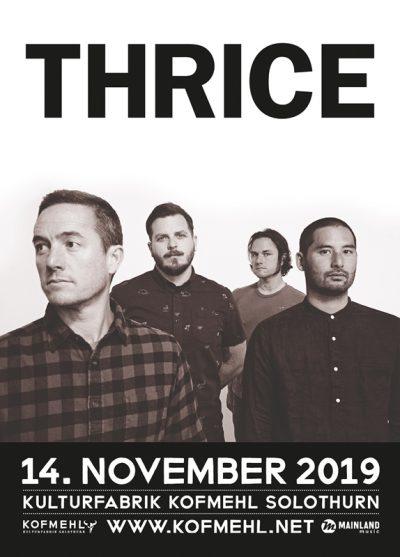 Thrice 2019-11-14
