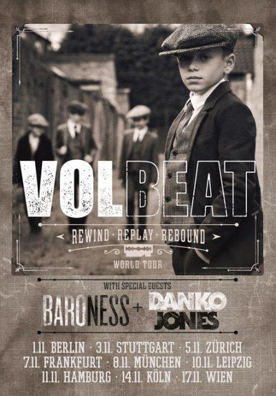 Volbeat 2019-11-05