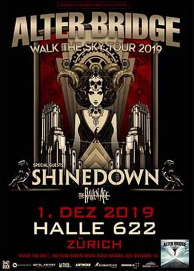 Alter Bridge 2019-12-01