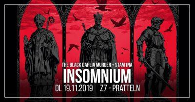 Insomnium 2019-11-19