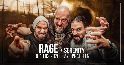 Rage @ Z7