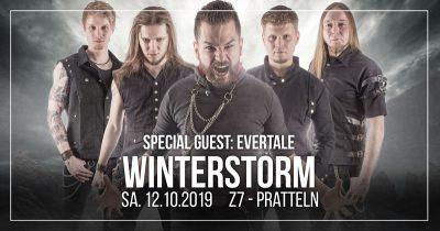 Winterstorm 2019-10-12