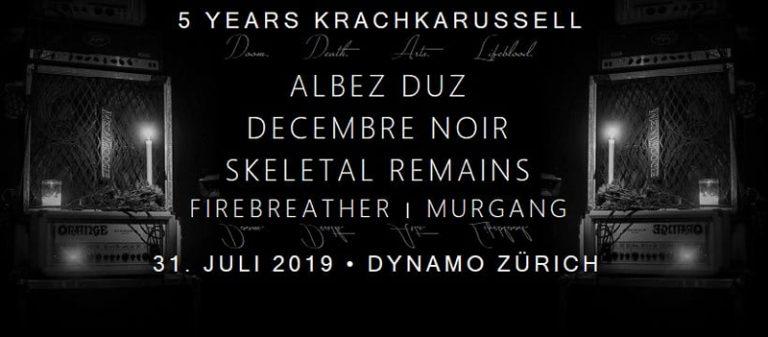 5 Years KrachKarussell Celebration 2019-07-31