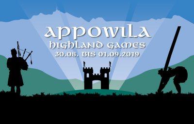 Appowila Higland Games @ Gelände Appowila Highland Games