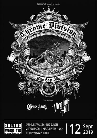 Chrome Division 2019-09-12