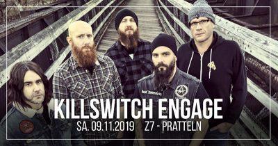 Killswitch Engage 2019-11-09