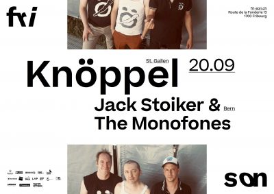 Knöppel @ Fri-Son