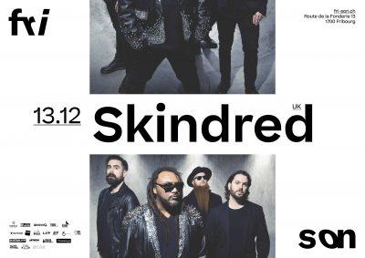 Skindred 2019-12-13