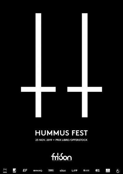 Hummus Fest @ Fri-Son