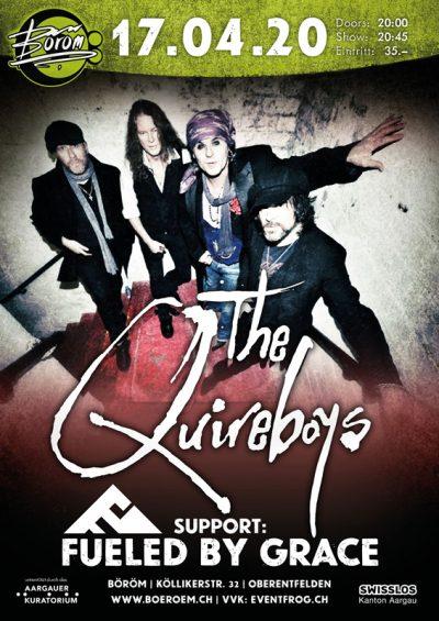 The Quireboys 2020-04-17