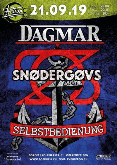 Dagmar @ Böröm