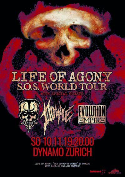 Life Of Agony 2019-11-10