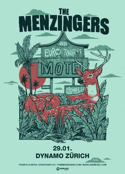 Menzingers @ Dynamo