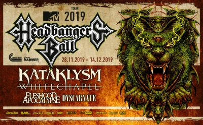 MTV Headbangers Ball 2019-12-03