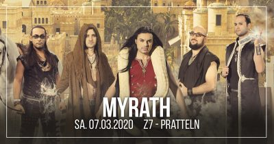 Myrath 2020-03-07