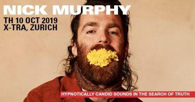 Nick Murphy fka Chet Faker 2019-10-10
