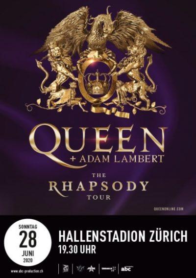 Queen & Adam Lambert 2020-06-28