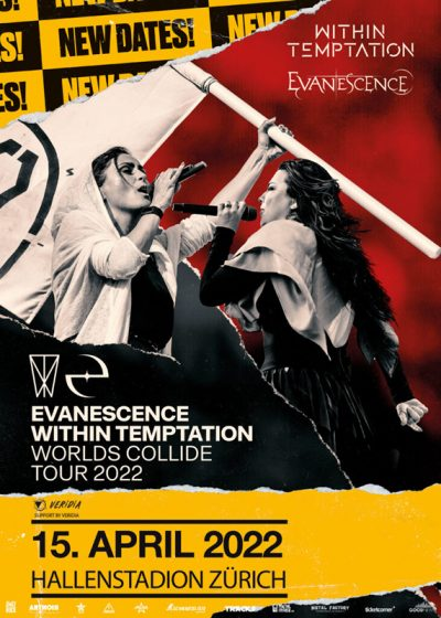 Within Temptation & Evanescence 2022-04-15