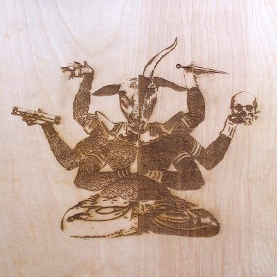 Druid - The Seven Scrolls