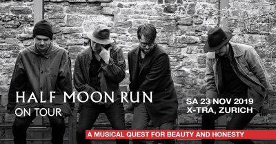 Half Moon Run 2019-11-23