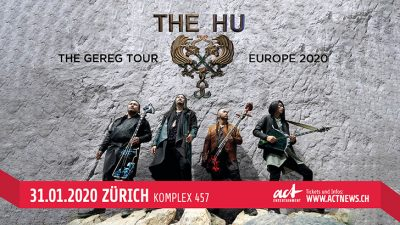 The HU - The Gereg Tour @ Komplex 457