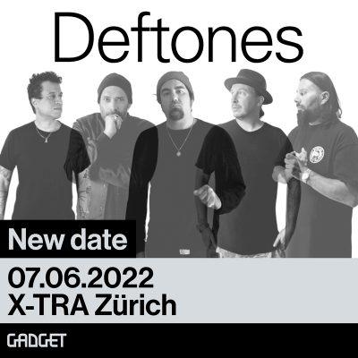 Deftones 2022-06-07