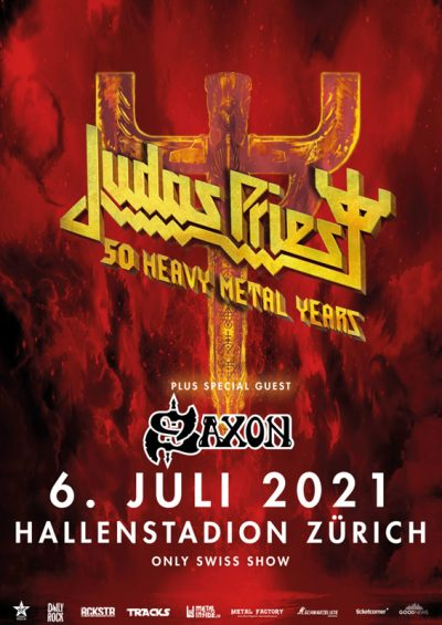 Judas Priest 2021-07-06