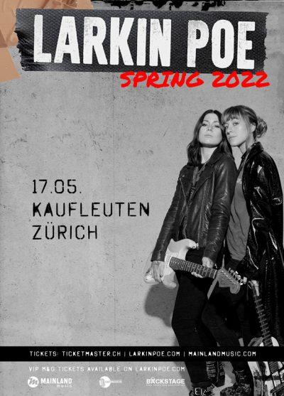 Larkin Poe 2022-05-17