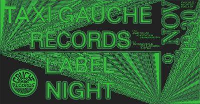 Taxi Gauche Label Night 2019-11-09